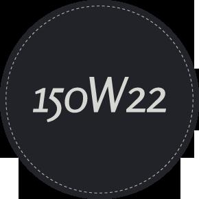 150W22